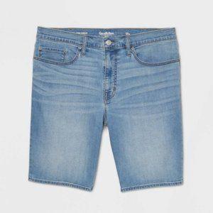 """Target Men's """" Slim Fit Jean Short 36"""